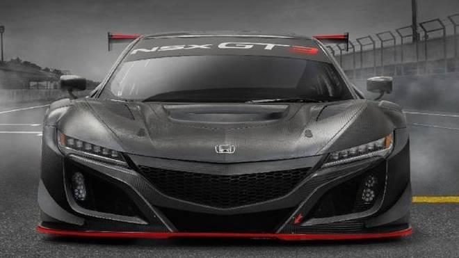 Honda hat den NSX GT3 einer Generalüberholung unterzogen
