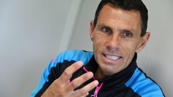 Gustavo Poyet ist seit Januar dieses Jahres Trainer bei Girondins Bordeaux