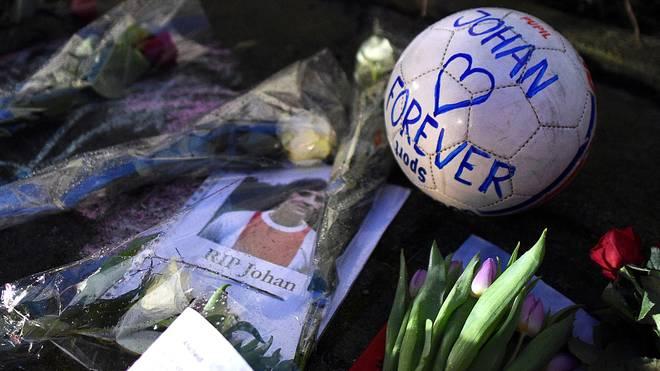 Johan Cruyff starb am 24. März 2016