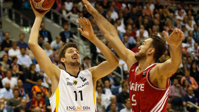 Germany v Turkey - FIBA Eurobasket 2015