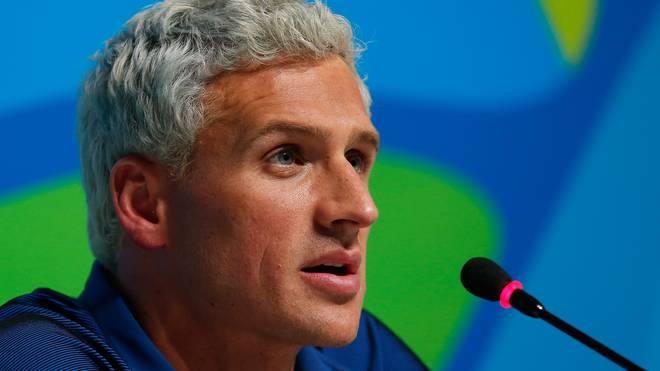 US-Schwimmer Ryan Lochte zieht ins Big-Brother-Haus, Ryan Lochte gewann 18 Weltmeister-Titel im Schwimmen