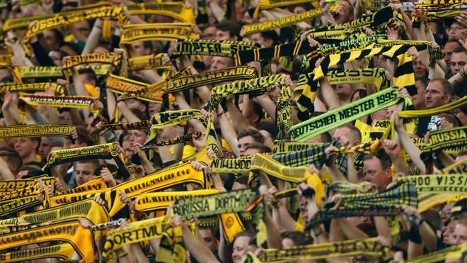Im Schnitt besuchen mehr als 80.000 Zuschauer den Signal Iduna Park in Dortmund