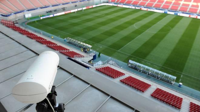 Das Hawk-Eye kommt auch der Frauen-WM in Kanada zum Einsatz