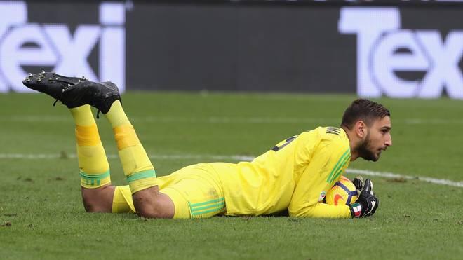 Gianluigi Donnarumma hat beim AC Mailand offenbar eine Ausstiegsklausel im Vertrag