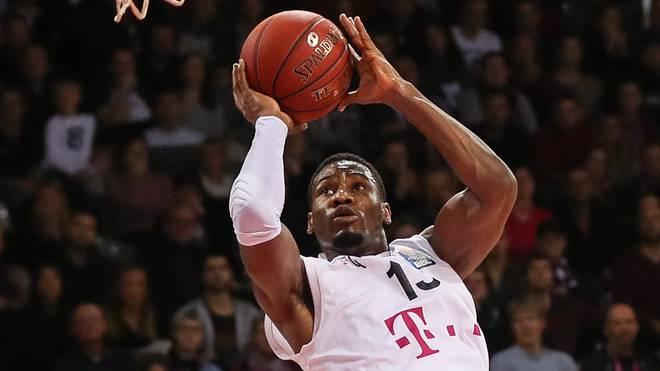 Yorman Polas Bartolo spielt bereits seit 2016 für die Telekom Baskets