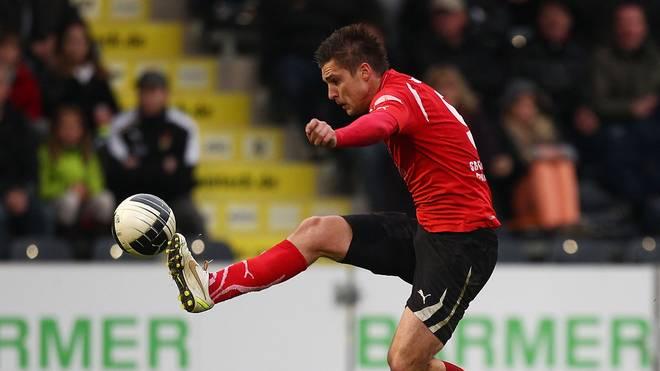 Sebastian Szimayer spielt künftig für Erfurt