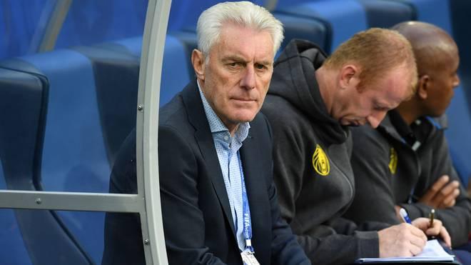 Der Belgier Hugo Broos wurde in Kamerun als Nationaltrainer entlassen