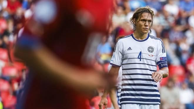 Jannik Vestergaard spielte für die dänische U21 bei der EM
