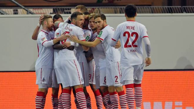 Der 1. FC Köln hat ein Spiel weniger als seine Aufstiegsgegner
