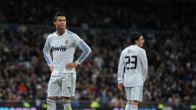 Cristiano Ronaldo hätte gerne länger mit Mesut Özil bei Real Madrid zusammengespielt