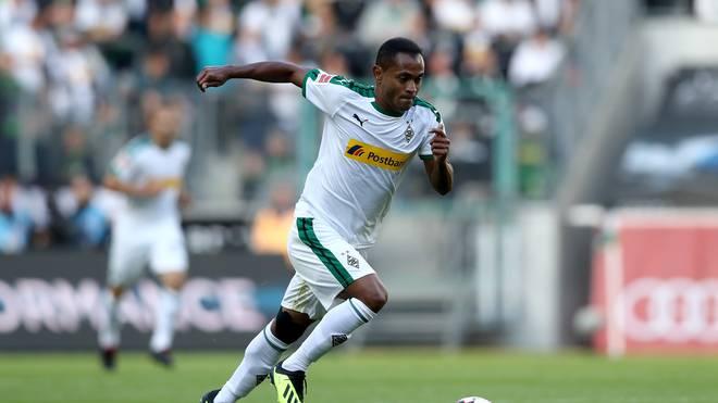 Borussia Mönchengladbachs Raffael könnte gegen Fortuna Düsseldorf sein Comeback feiern