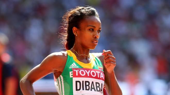 Genzebe Dibaba ist Weltrekordhalterin über 1500 Meter