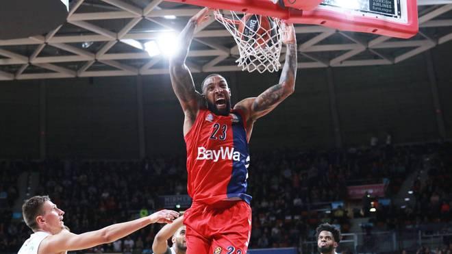 Basketball LIVE: Piräus - FC Bayern, ALBA Berlin - MoraBanc Andorra