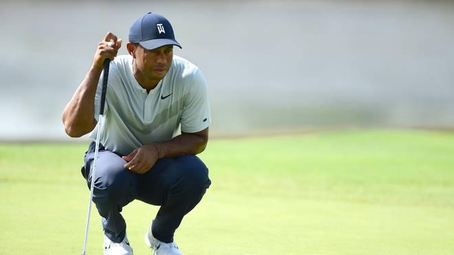 Tiger Woods hat den FedExCup vorzeitig abgebrochen