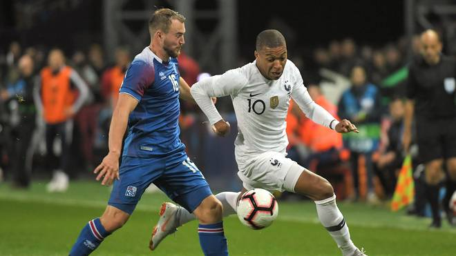 Kylian Mbappe, Frankreich, Island, EM-Qualifikation - EM-Quali mit Frankreich und England LIVE im TV, Stream & Ticker