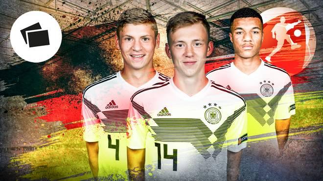U17 EM: Dardai, Tillman, Beier