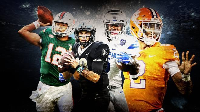 Im College Football ist der Kampf um die Playoffs in vollem Gange