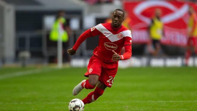 Dodi Lukebakio sorgte bei Fortuna Düsseldorf für Ärger