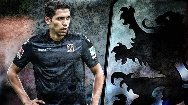 2. Bundesliga, Karim Matmour, TSV 1860 München