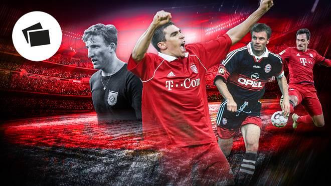 FC Bayern: Die 15 besten Innenverteidiger aller Zeiten