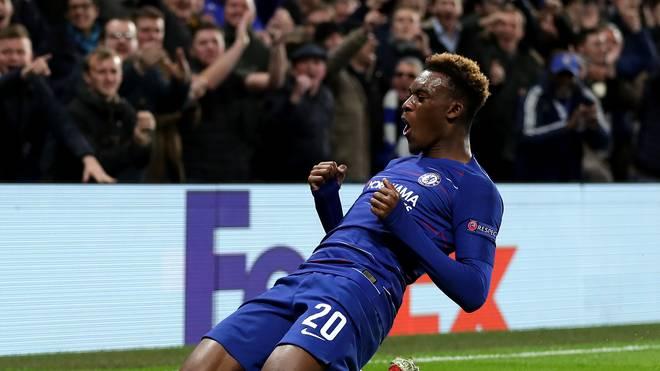 Callum Hudson-Odoi erzielte in der Europa League einen Treffer
