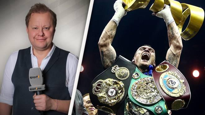 SPORT1-Box-Experte Tobias Drews ist begeistert von der World Boxing Super Series