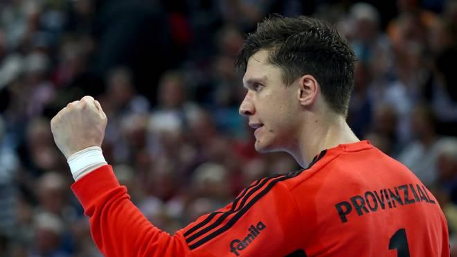 Handball: THW Kiel schlägt Melsungen, Flensburg mit Zittersieg