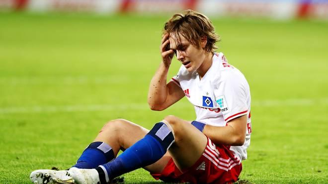 Alen Halilovic kam 2016 vom FC Barcelona nach Hamburg