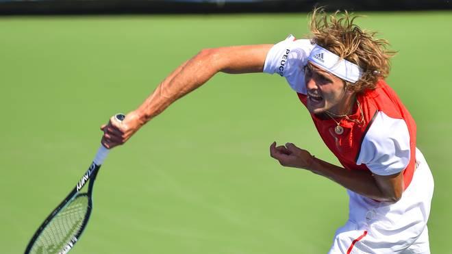 ATP-Masters Cincinnati: Zverev verliert mit 20 Doppelfehler - Struff siegt