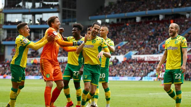 Norwich City stieg ebenso auf, wie sechs der sieben Testspiel-Gegner