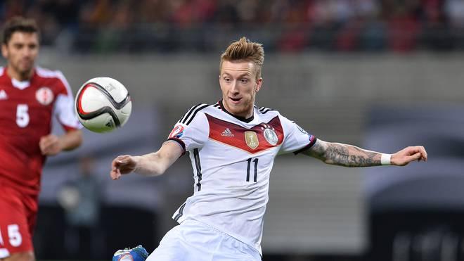fussball deutschland gegen georgien