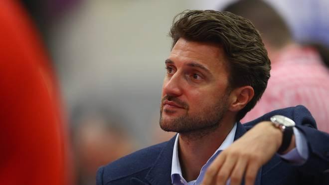 Marko Pesic vom FC Bayern Basketball