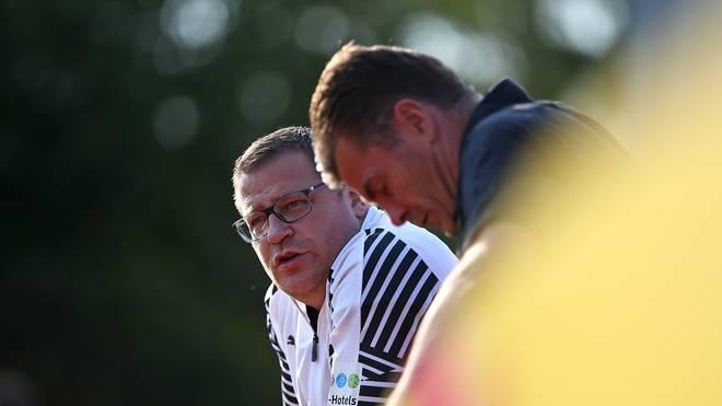 Max Eberl und Dieter Hecking gehen ab Sommer getrennte Weg