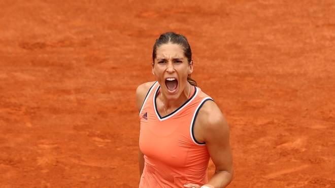 Andrea Petkovic steht nicht mehr unter den Top 100 der Weltrangliste