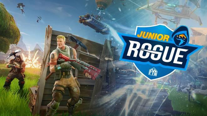 """Team Roque möchte Teenagern die Möglichkeit geben, mit dem Programm """"Junior Rogue"""" der nächste eSports-Profi in Fortnite zu werden"""