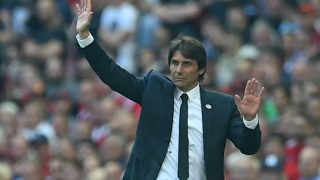 Antonio Conte führte den FC Chelsea 2017 zum Titel in England