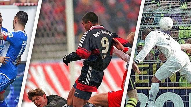 Die schnellsten Tore der Bundesliga