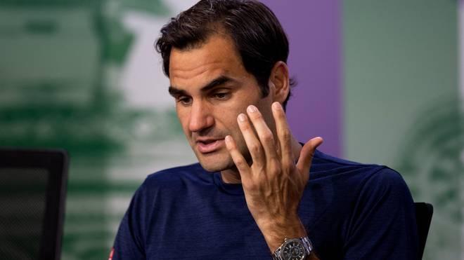 Roger Federer scheiterte im Halbfinale von Wimbledon in einem epischen Match gegen Kevin Anderson