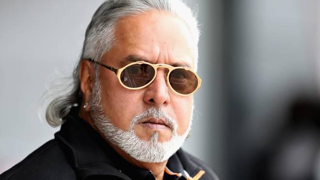 Vijay Mallya soll Geldwäsche betrieben haben