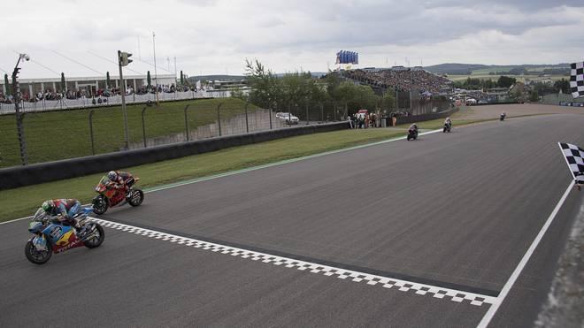 MotoGp of Germany - Race