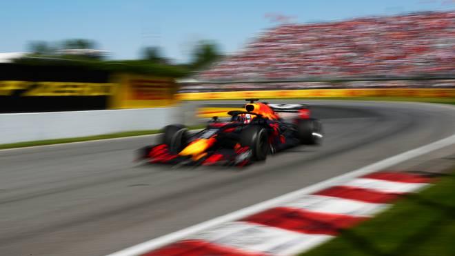 Für Max Verstappen ist die Formel 1 zu schnell geworden