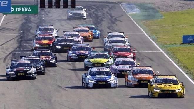 Die DTM-Saison 2018 wird zehn Rennwochenenden umfassen
