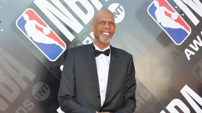 Kareem Abdul-Jabbar zählt zu den besten Basketballern in der Geschichte der NBA