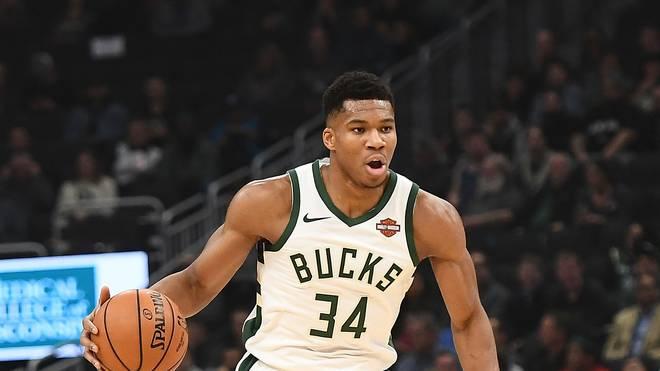 Giannis Antetokounmpo will mit den Milwaukee Bucks durchstarten
