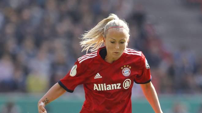 Frauen-Bundesliga, FC Bayern München, Mandy Islacker