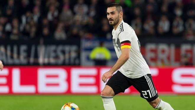 Ilkay Gündogan, Nationalmannschaft, DFB-Team