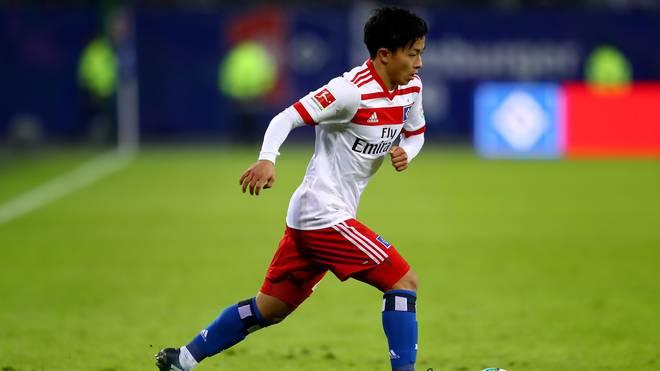 Tatsuya Ito wechselte 2015 in die Nachwuchsabteilung des HSV