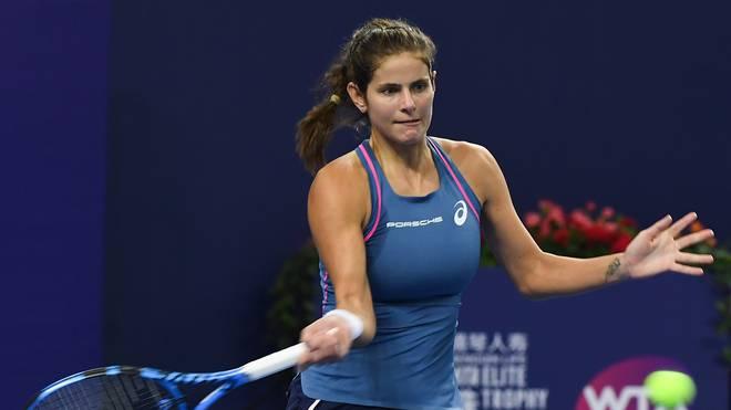 Julia Görges trifft im Halbfinale der WTA Elite Trophy auf Ashleigh Barty