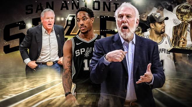 098d4d08 NBA: San Antonio Spurs - wie aus einem Schnäppchen eine Dynastie wurde