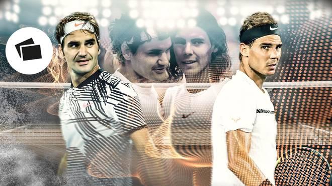 Roger Federer und Rafael Nadal treffen im Halbfinale der French Open aufeinander